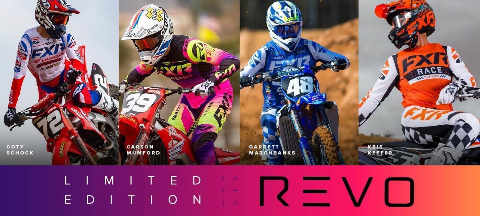 FXR Releases REVO LE 2021.5 Collection