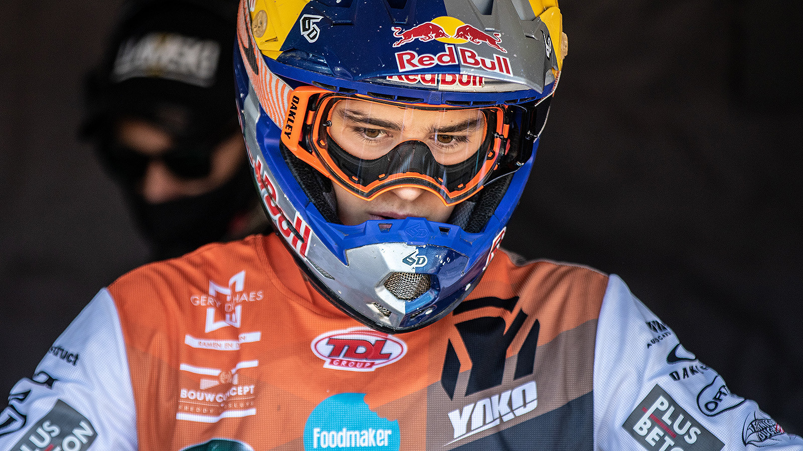 Liam Everts looks forward to EMX250 race in Lommel