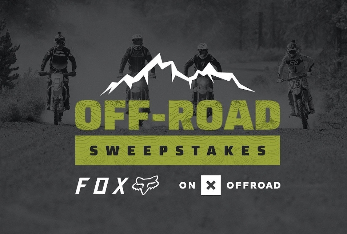 MotoSport Launches 2021 Fall Off-Road Sweepstakes for October