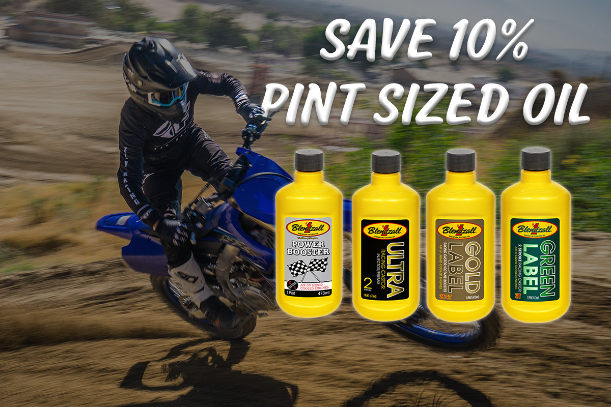 Blendzall Oil: Save 10% On Pint Sized Oil