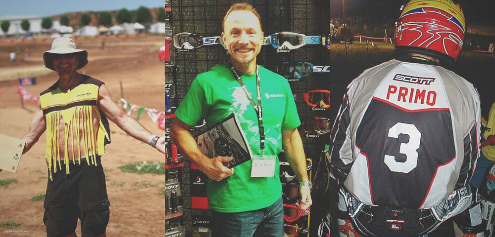 The Dirt Buzz Podcast Episode 043 – Primo Marotto of Scott Sports USA