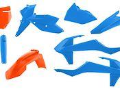 Acerbis Troy Lee Designs LE KTM Plastic Kit Sale