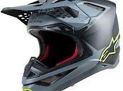 New Alpinestars Supertech SM-10 Helmet