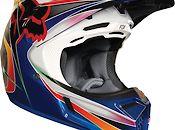 Fox Racing V3 Kustm Helmet Sale