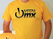 Vital MX Fade Logo Shirt Sale