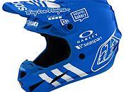 Troy Lee Designs SE4 Composite Adidas LE Helmet