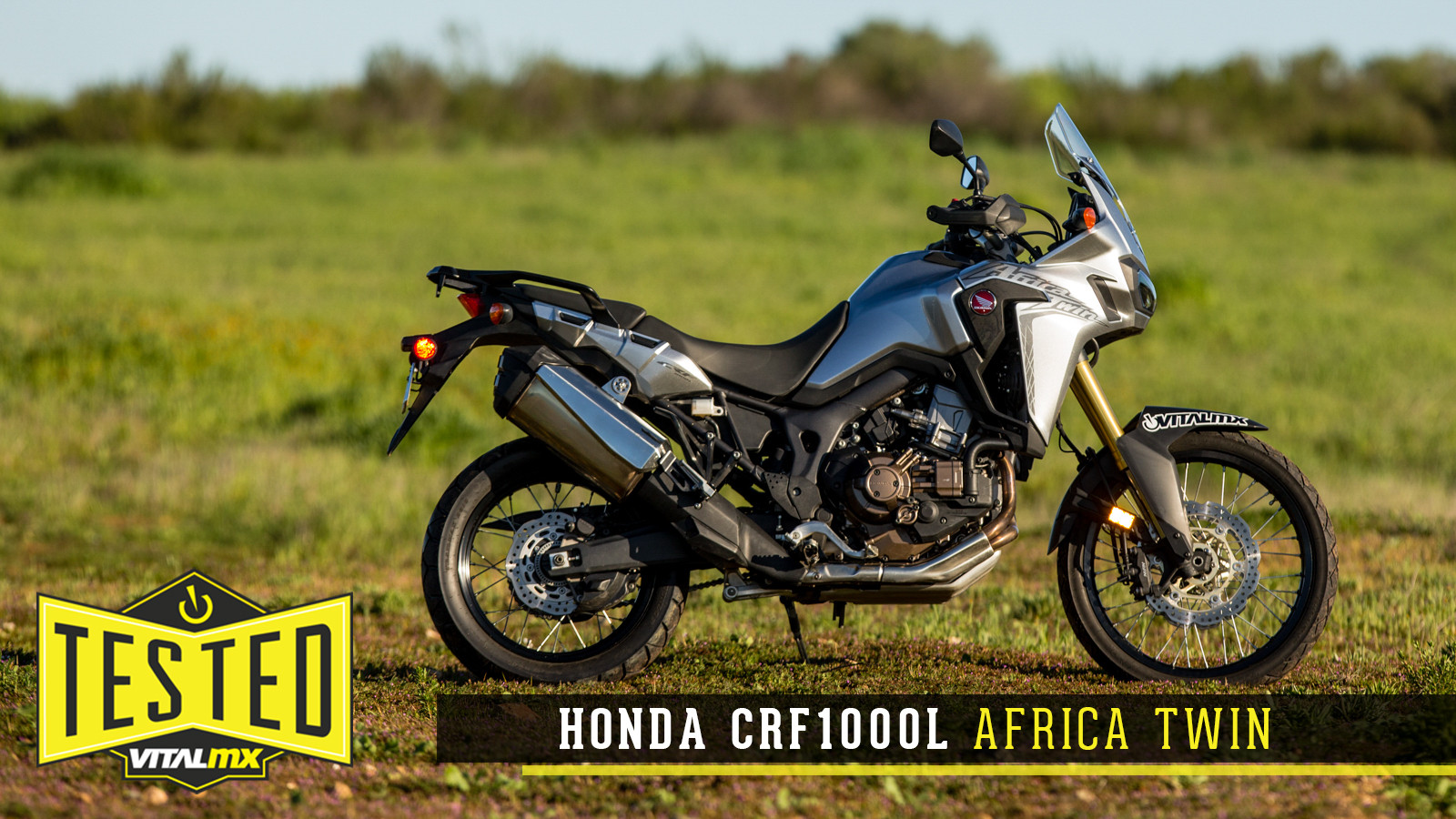 Tested: Honda CRF1000L Africa Twin