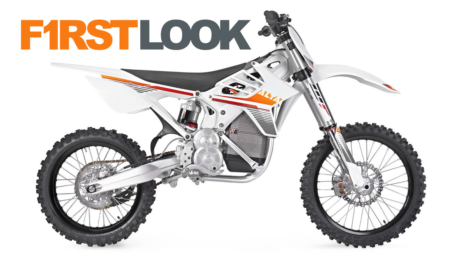 First Look: 2018 Alta Motors RedShift MXR