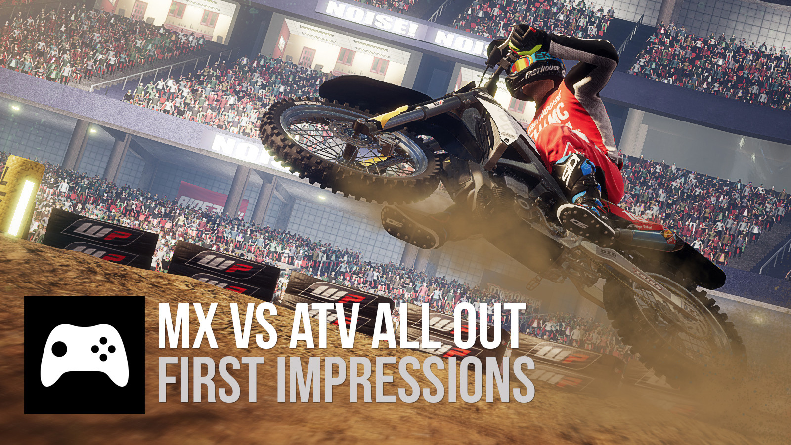 First Impressions: MX vs ATV All Out