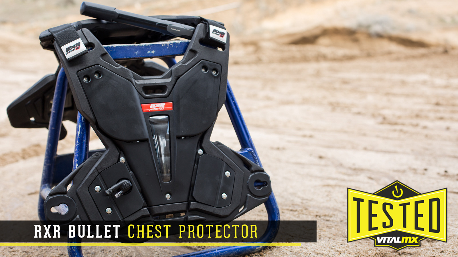 Tested: RXR Bullet Chest Protector