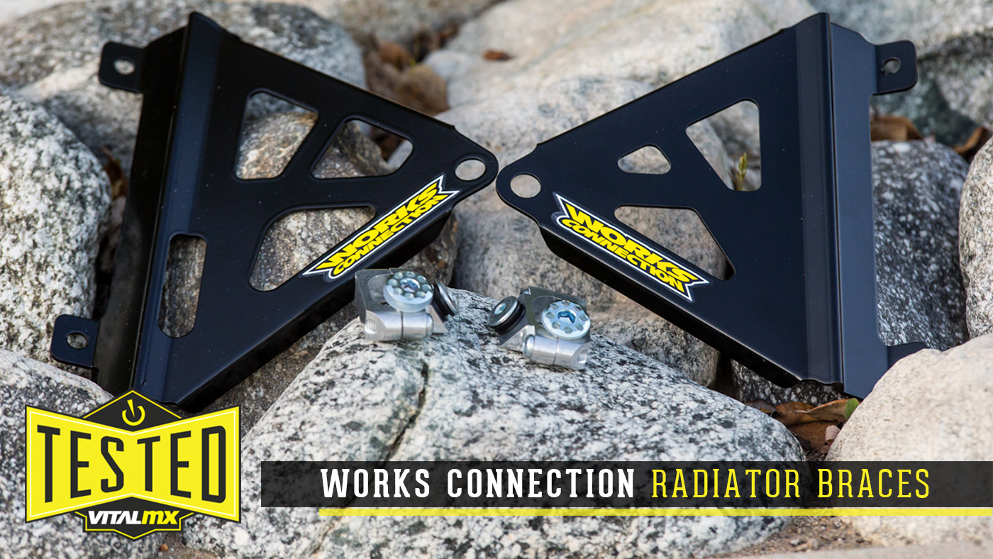 Tested: Works Connection Radiator Braces