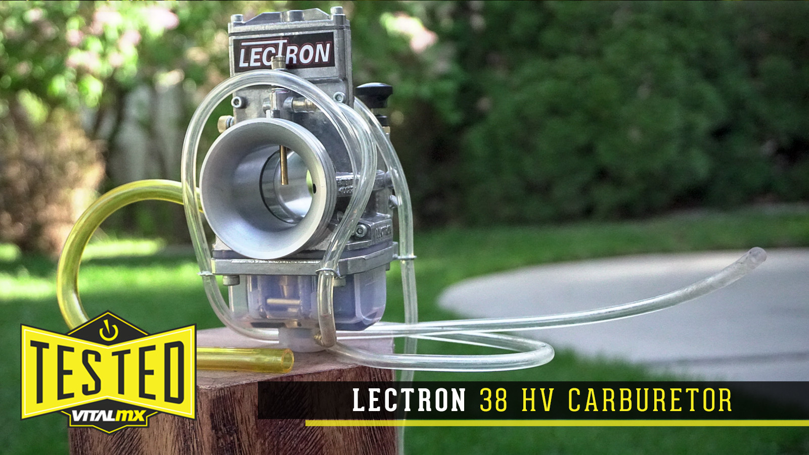 Tested: Lectron 38 HV Carburetor