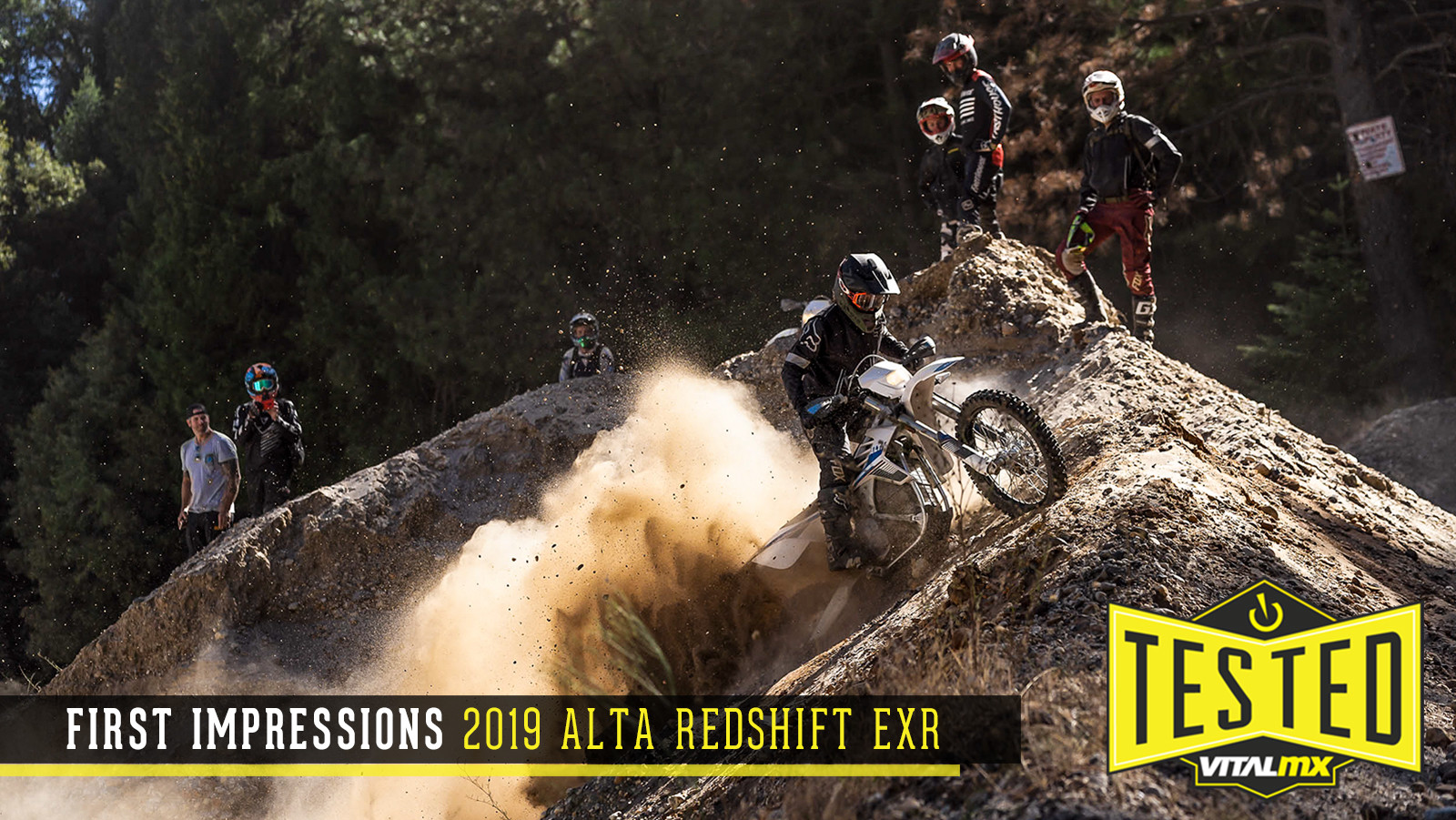 First Impressions: 2019 Alta Motors RedShift EXR
