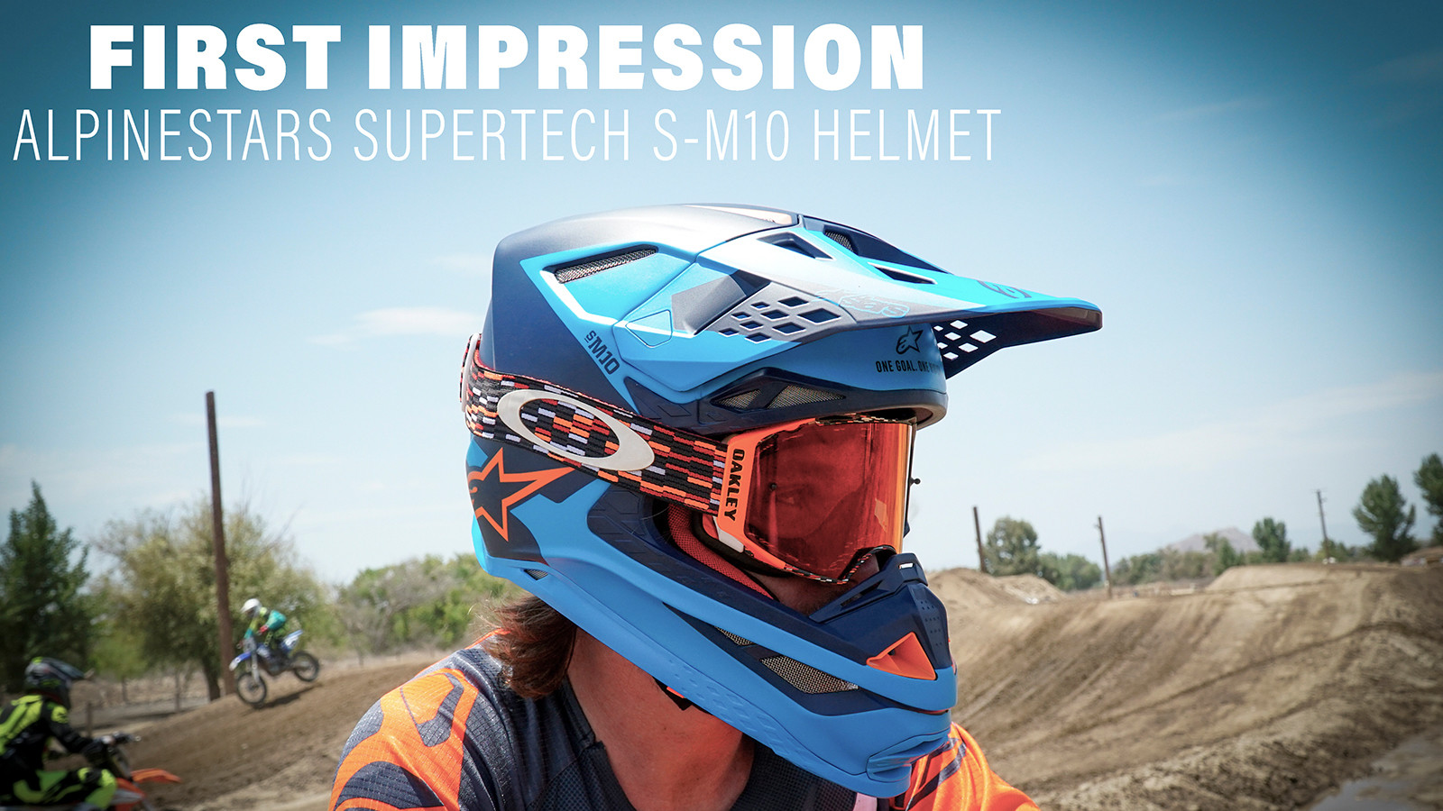 First Impression: Alpinestars Supertech S-M10 Helmet