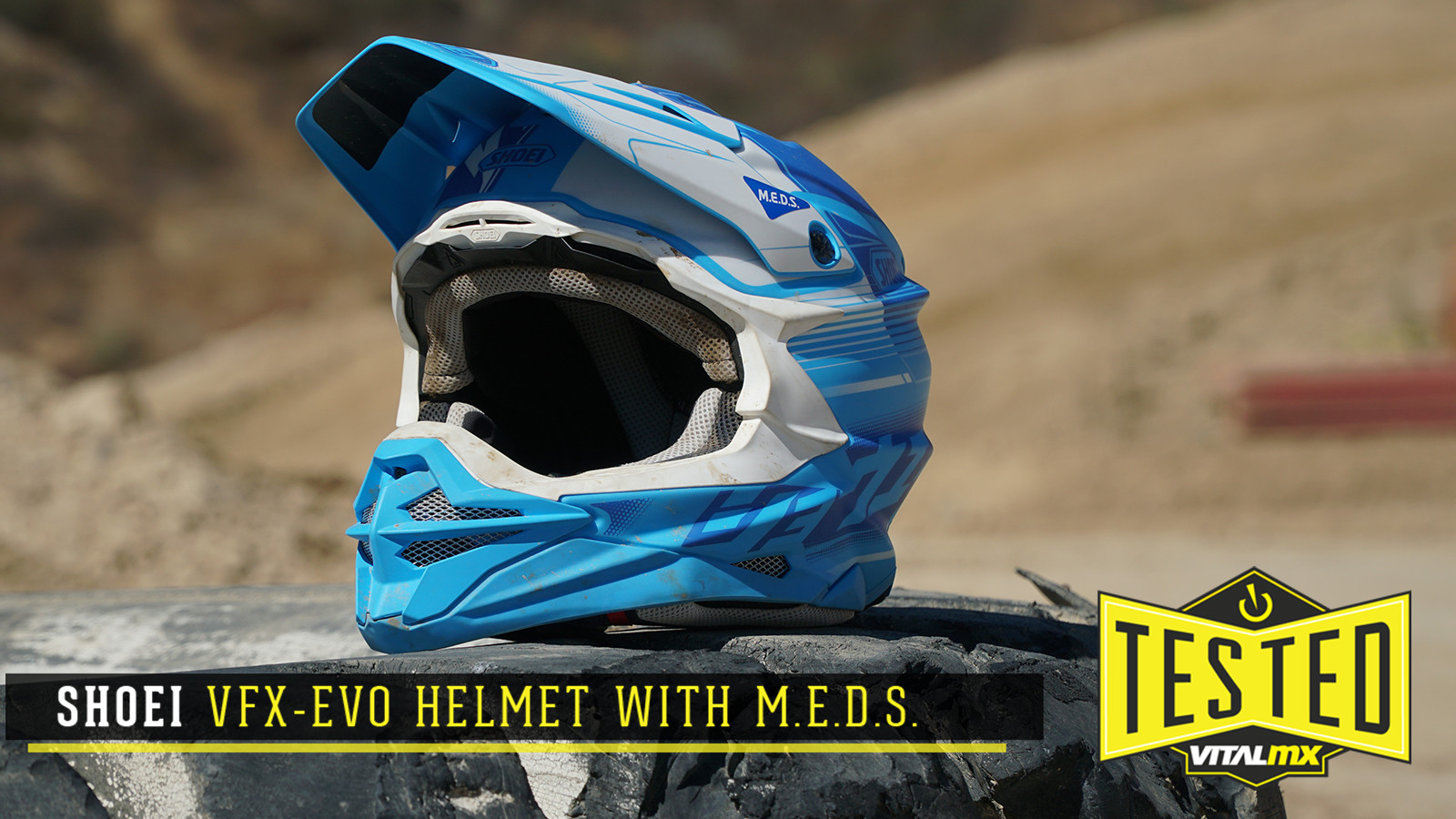 Tested: Shoei VFX-EVO Helmet