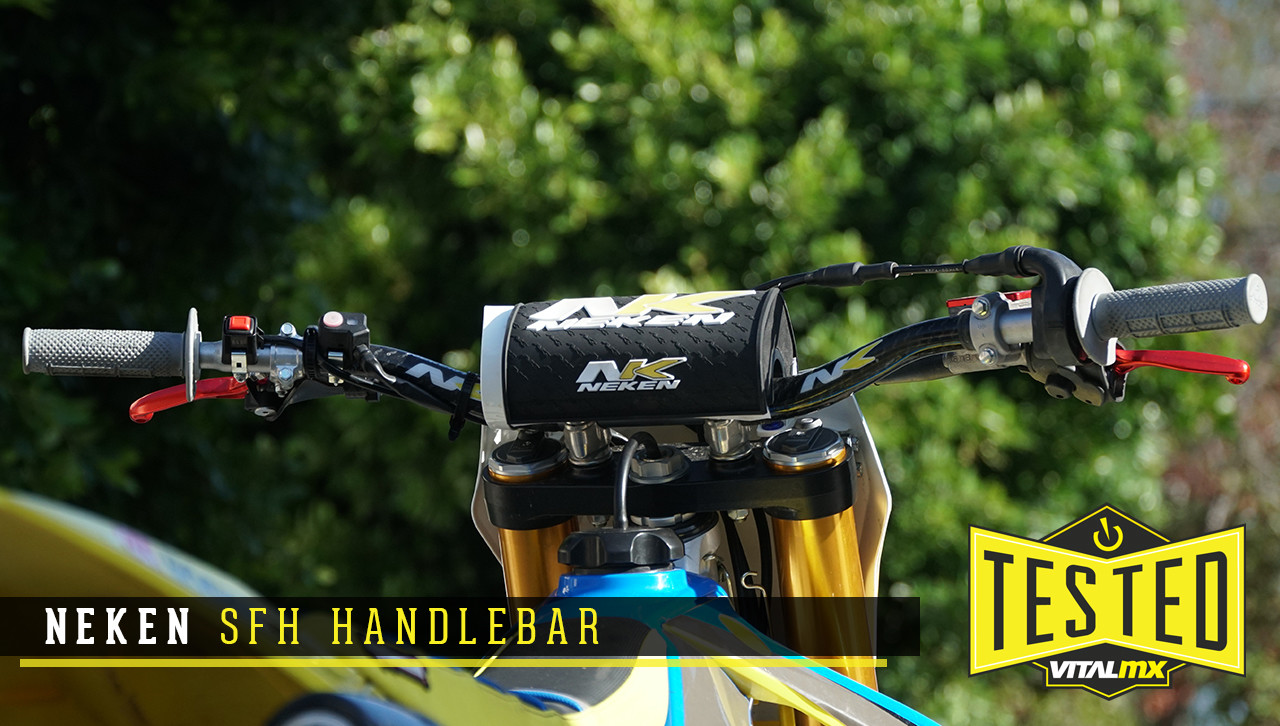 Tested: Neken SFH Handlebars