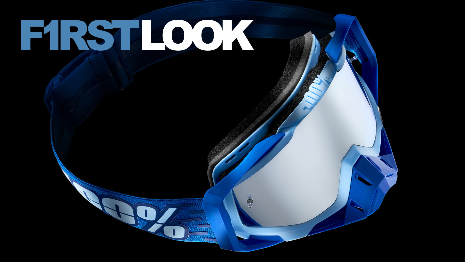 First Look: 100% Racecraft Plus Goggle