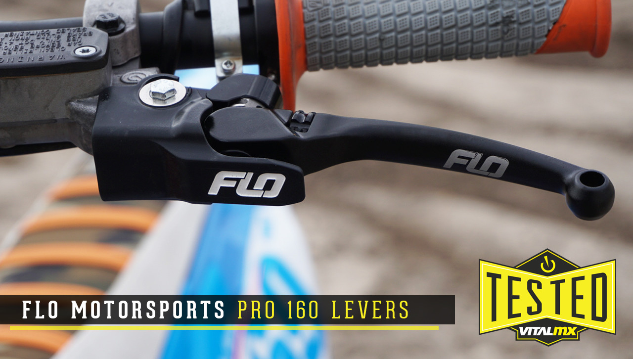 Tested: Flo Pro 160 Levers