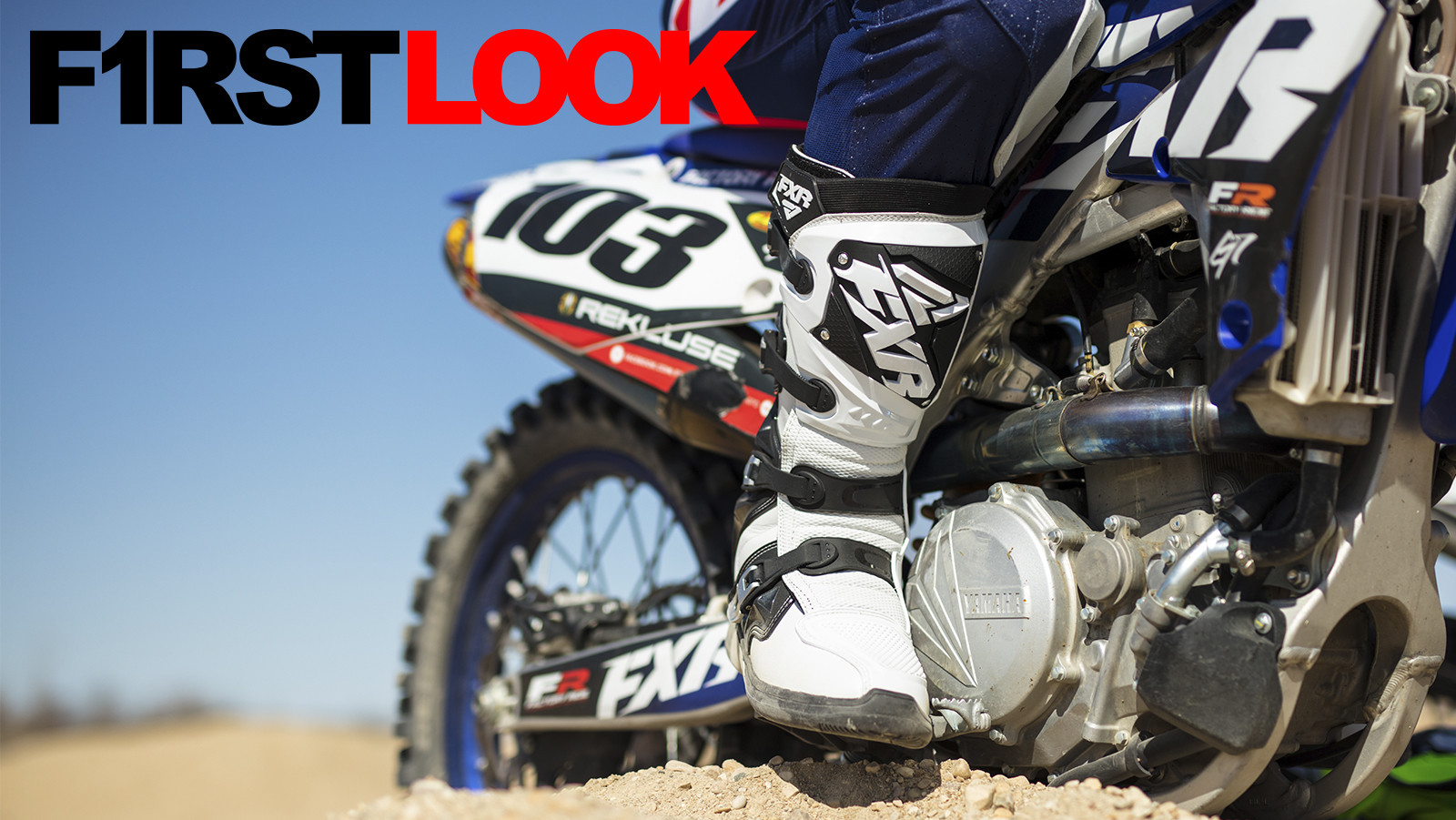 First Look: FXR Factory Ride Boot