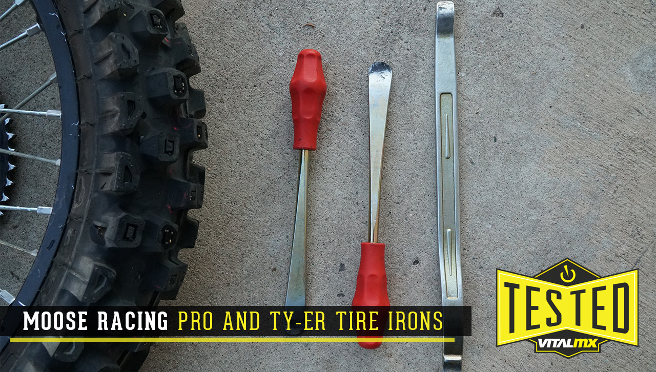 Tested: Moose Racing Tire Irons