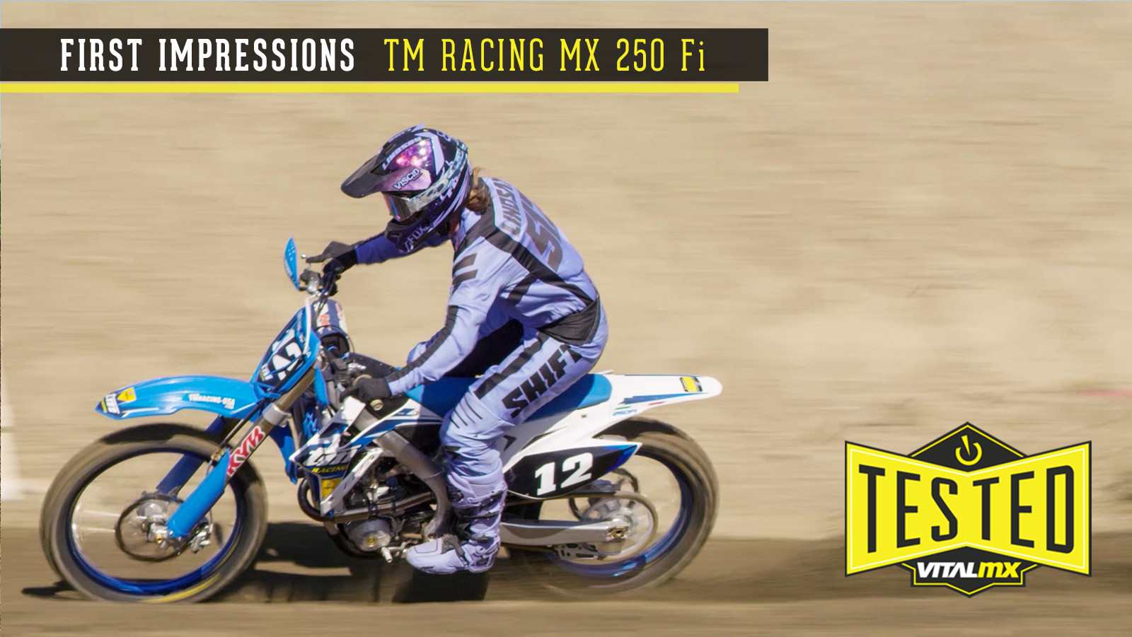 First Impressions: 2019 TM Racing MX 250 Fi