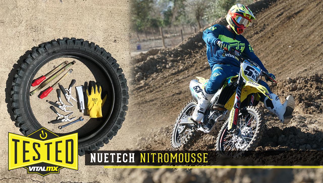 Tested: Nitromousse Foam Tire Inserts