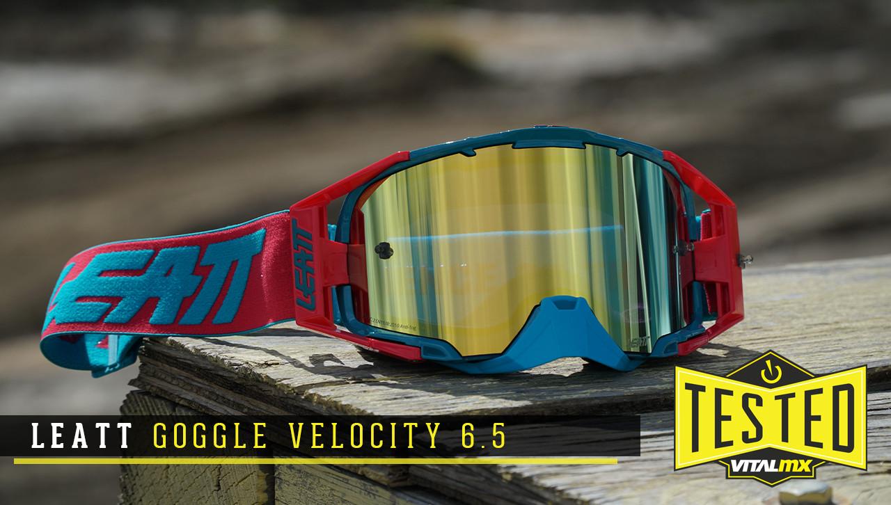 Tested: Leatt Goggle Velocity 6.5