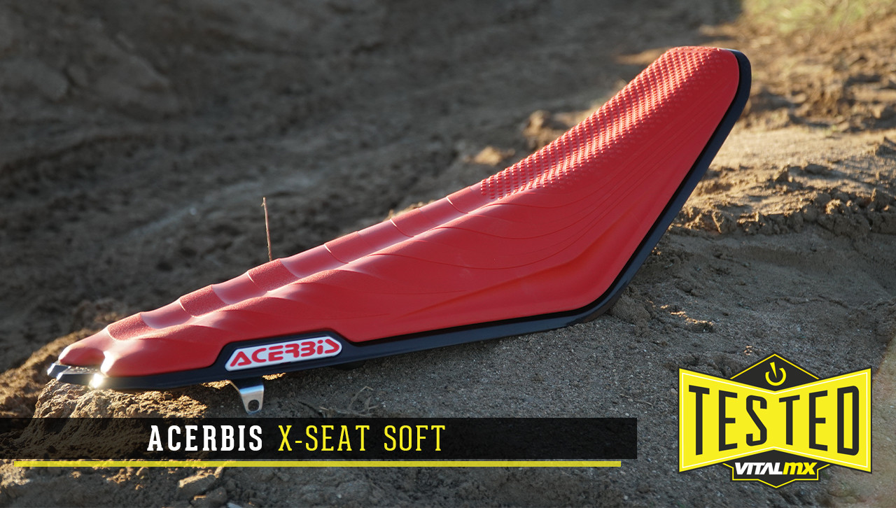 Tested: Acerbis X-Seat Soft