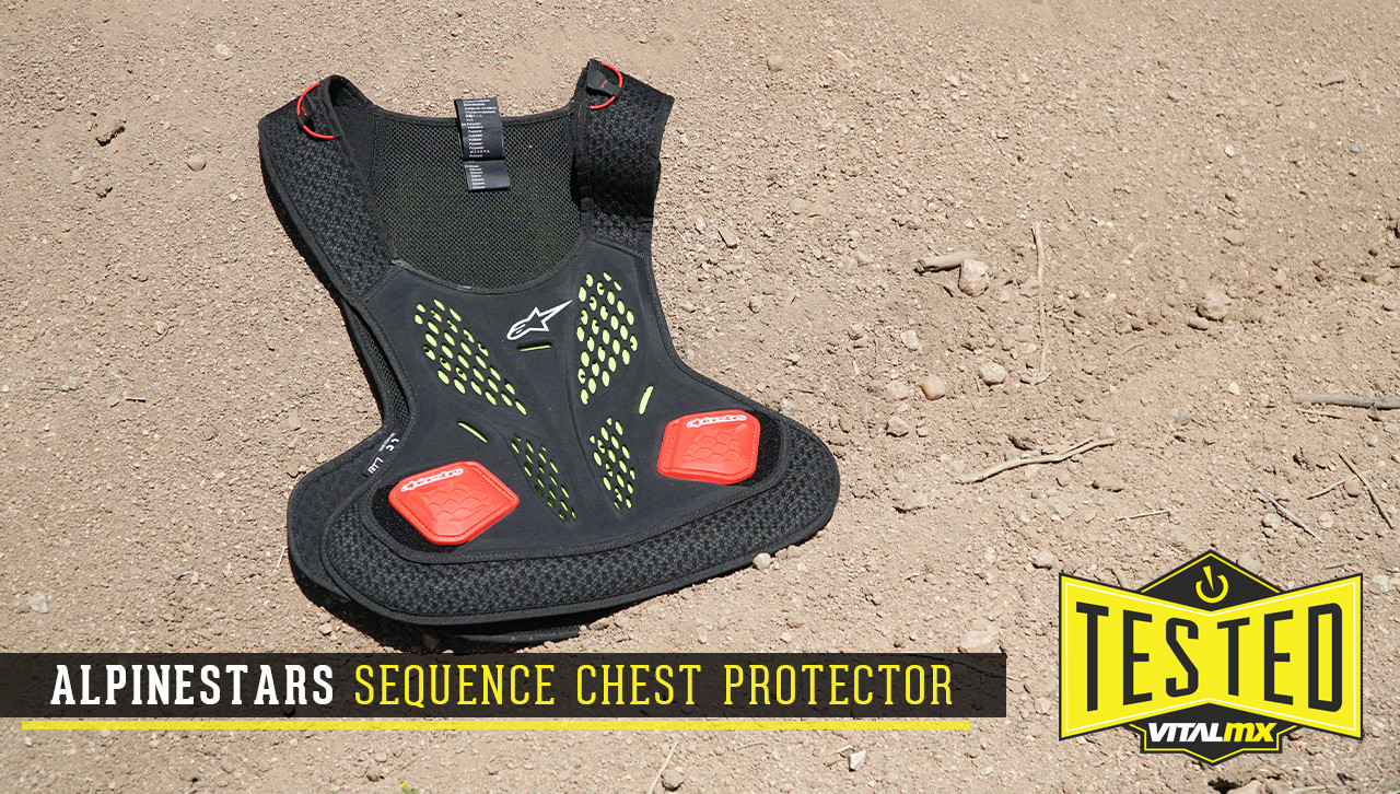 Tested: Alpinestars Sequence Chest Protector
