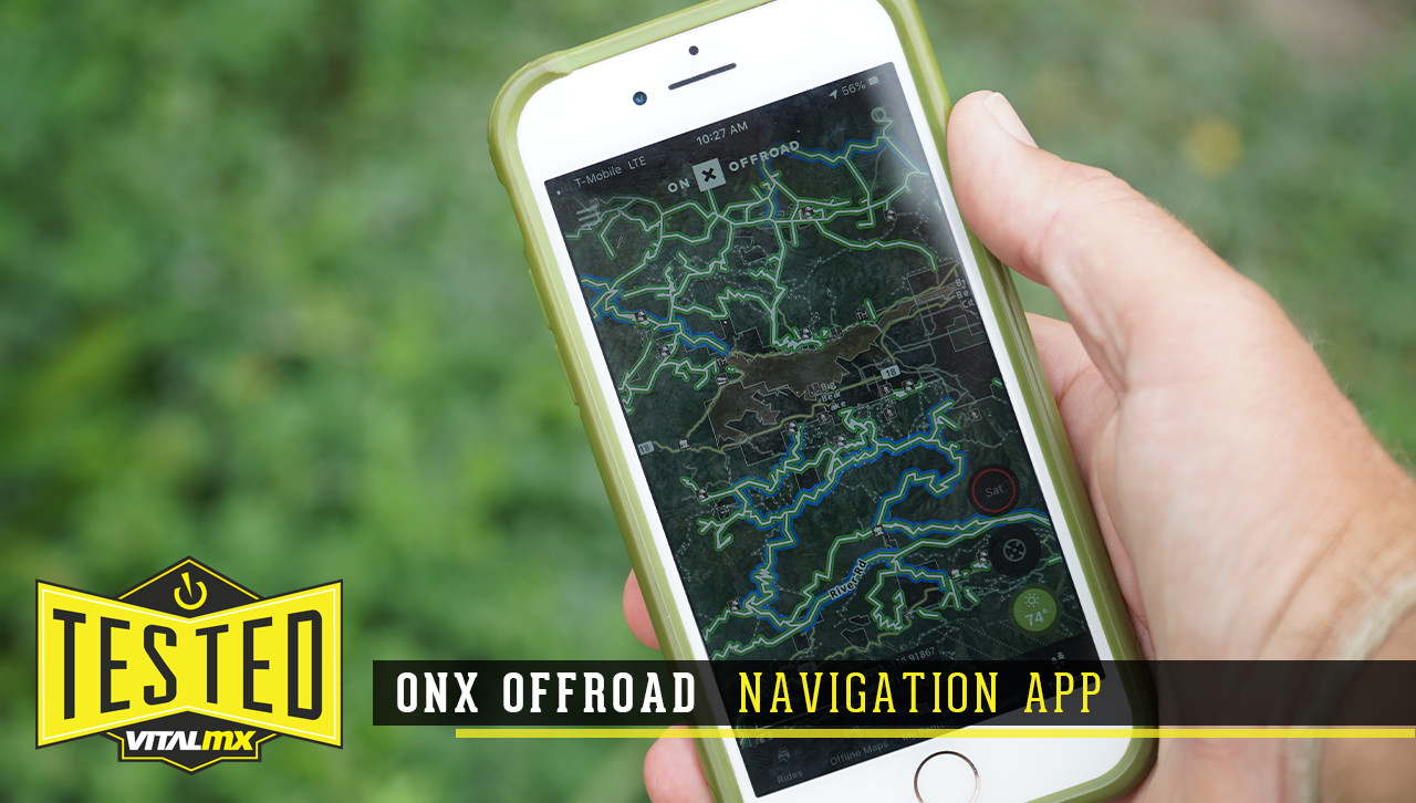 Tested: onX Offroad Navigation App