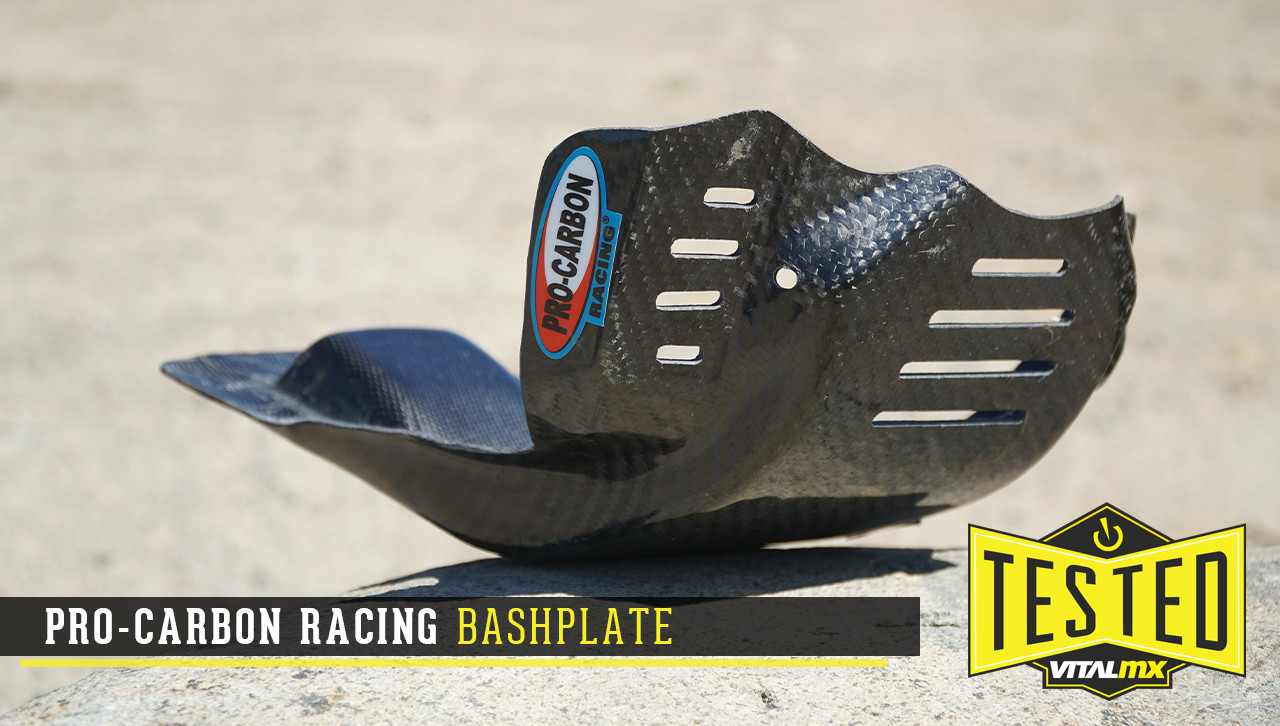 Tested: Pro-Carbon Racing Bashplate | CRF250R