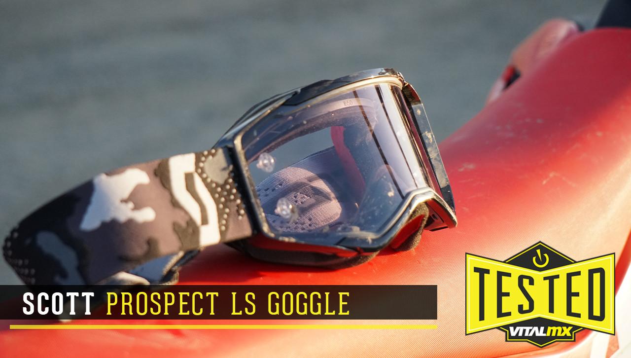 Tested: Scott Prospect LS Goggle