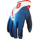 Scott USA 250 Gamma Gloves Blue/Black