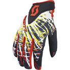 Scott USA 250 Implode Gloves Red/Black