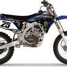 Factory Effex 2013 Monster Energy Graphics Kits