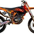 N-Style 2012 N Style Factory Team Graphics Kit Ktm