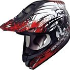Scorpion Sports Scorpion Vx 34 Scream Helmet
