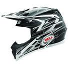 Bell Moto-9 Helmet Legacy Silver