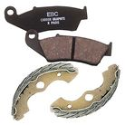 EBC Ebc Organic ''X'' Brake Pads/Shoes