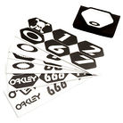 Oakley Goggle Number Plate Strap Wrap Black