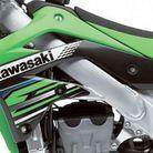 Kawasaki OEM Parts Kawasaki Genuine Accessories Radiator Shroud