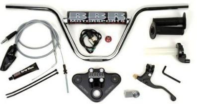 BBR Motorsports Bbr Xr50 Handlebar Kit Black  BBR-HB-KIT-BLK_is.jpeg
