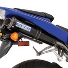 Yamaha GYTR Gytr Dual Slip On Oval Exhausts
