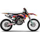 N-Style Ktm Factory Team Graphics Kit