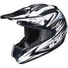 HJC CX MX Shattered Helmet
