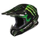 HJC Rpha X Monster Energy Nate Adams Replica Helmet