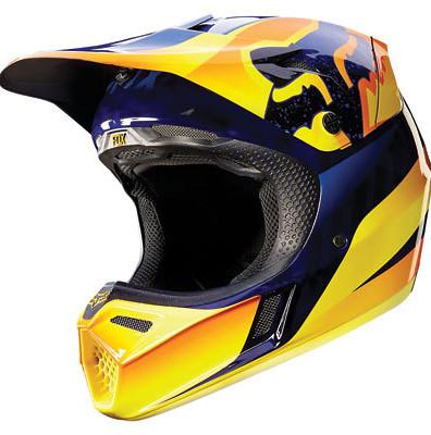 2d237540 Fox Racing V3 Flight Helmet 2015 - Reviews, Comparisons, Specs ...