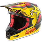 Answer Racing Evolve 2.0 Rockstar Vii Helmet 2015
