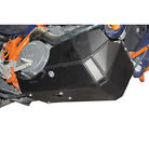 Ricochet Offroad Skid Plate Anodized Black
