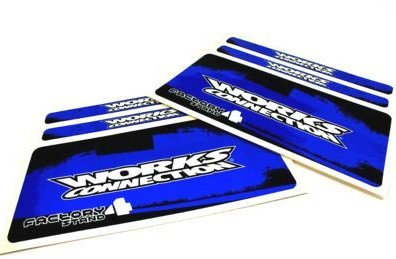 Works Connection Replacement Factory 4 Stand Decal Kit  WKS-F4D-_is.jpeg